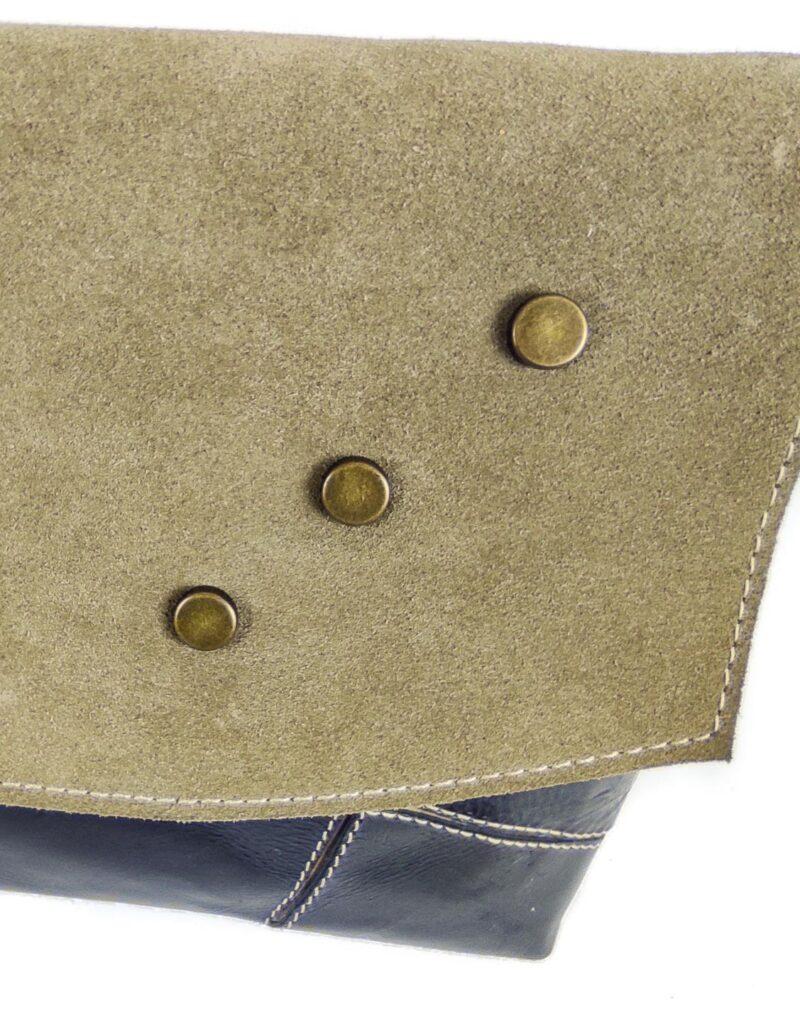 Amano – borsa a tracolla in pelle modello venus-145452