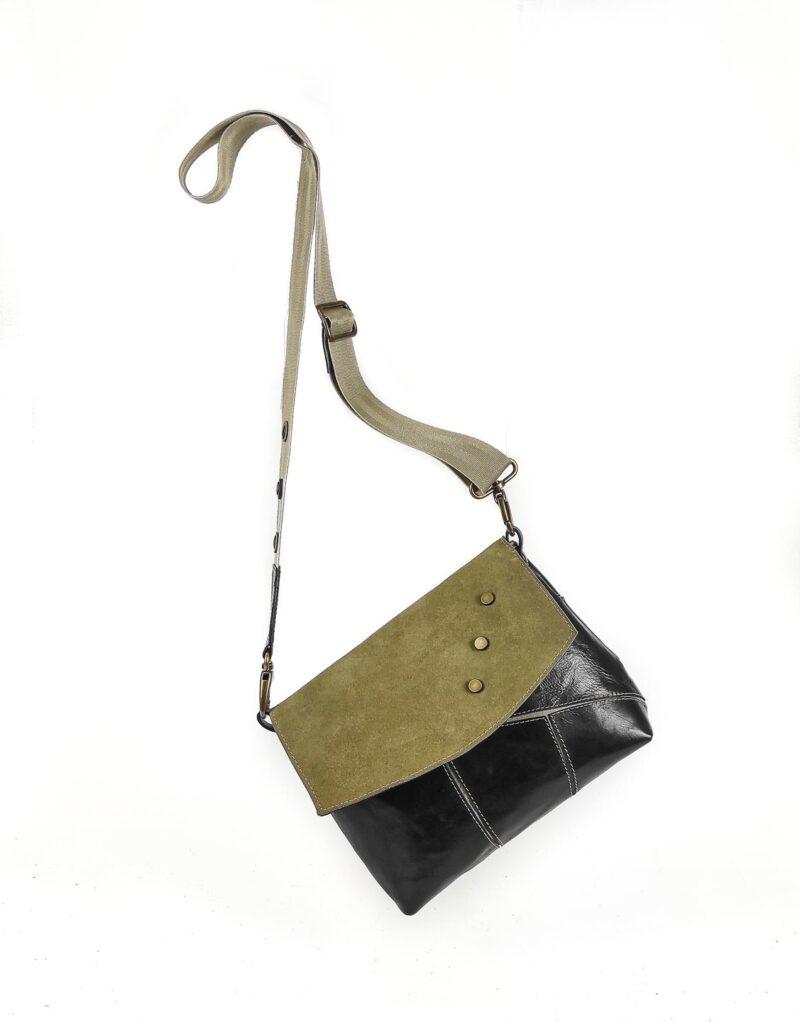 Amano – borsa a tracolla in pelle modello venus-174438
