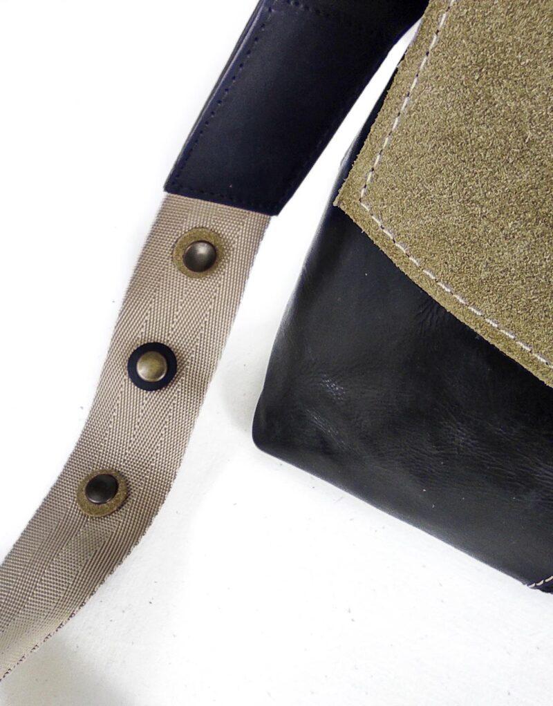 Amano – borsa a tracolla in pelle modello venus-174641