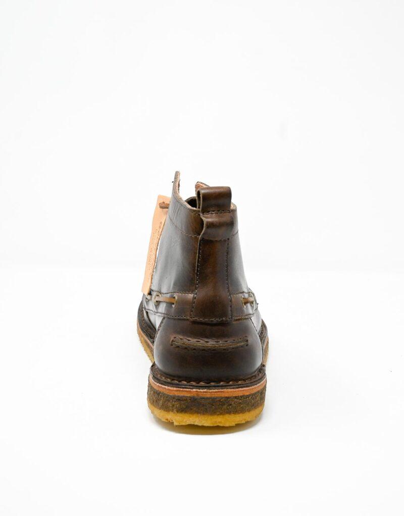 Astorflex – boot bomaflex pelle testa di moro-4530