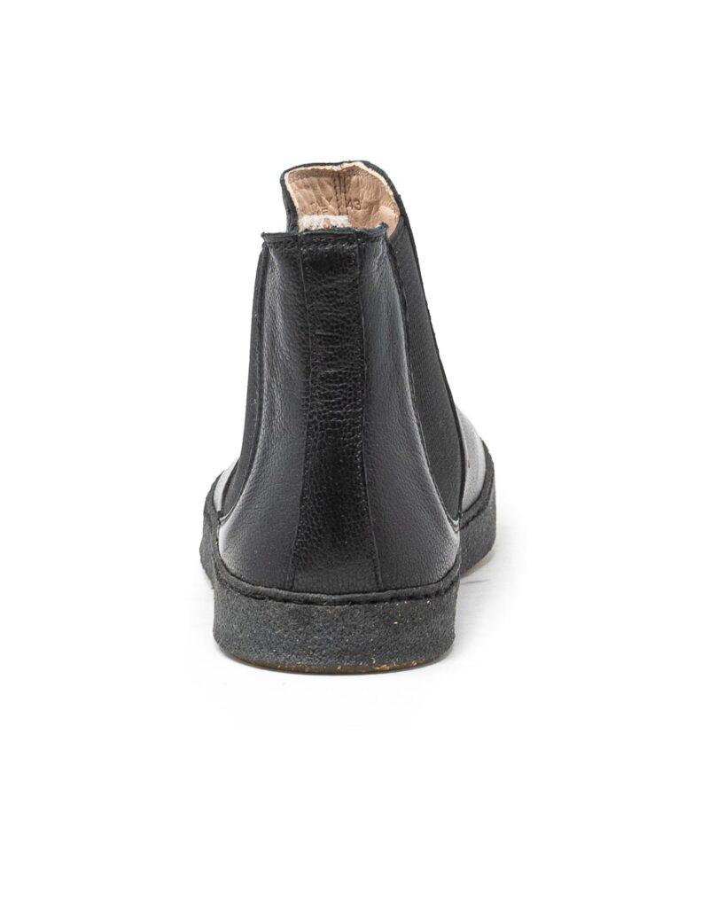 Astorflex – chelsea boot uomo in pelle Rolflex nero-8593