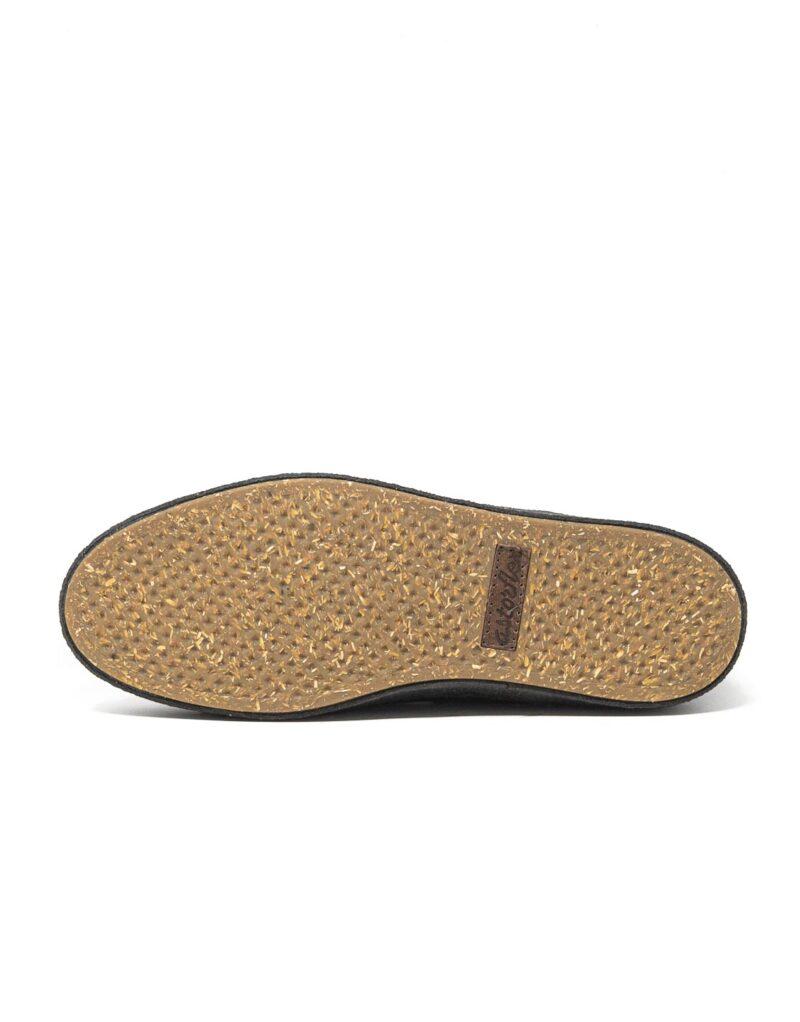Astorflex – chelsea boot uomo in pelle Rolflex nero-8594