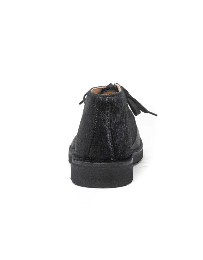 Astorflex – desert boot donna in cavallino wellflex nero-8534