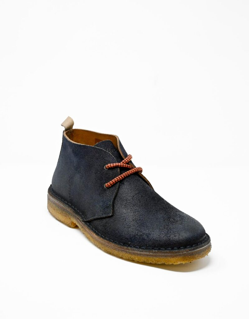 Astorflex – desert boot roverrflex camoscio color navy-4543