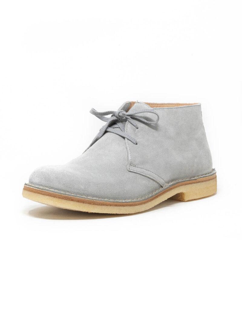 Astorflex - desert boot scamosciato Greenflex grigio