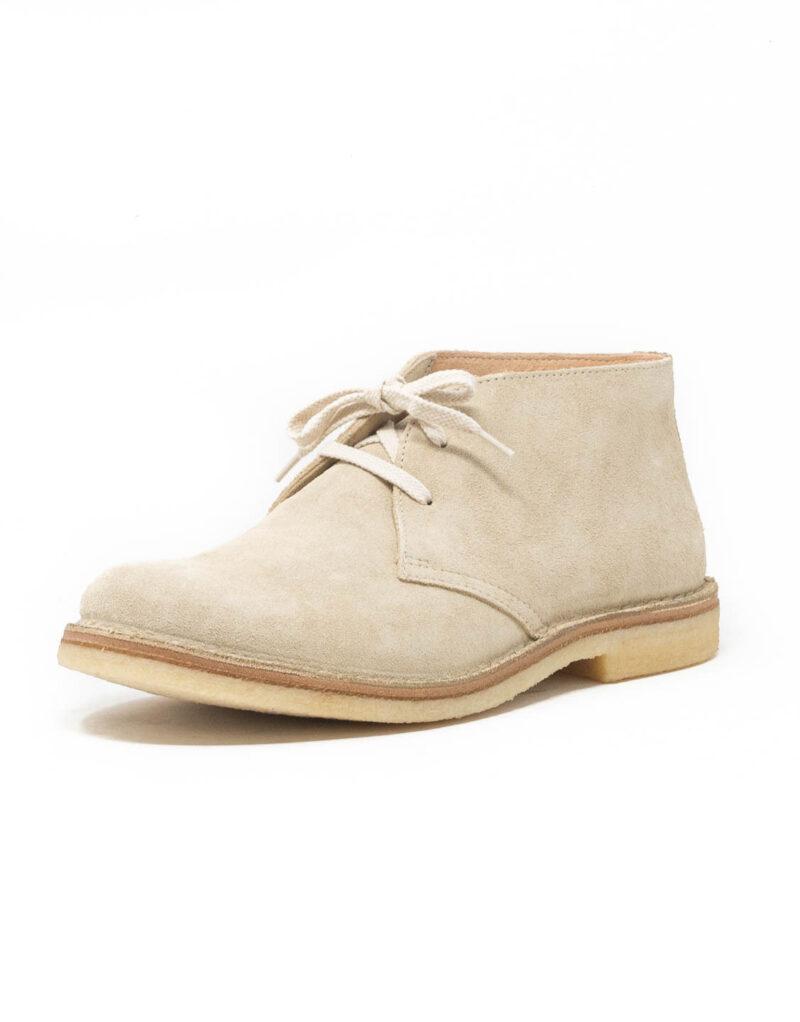 Astorflex – desert boot scamosciato Greenflex sabbia-0454