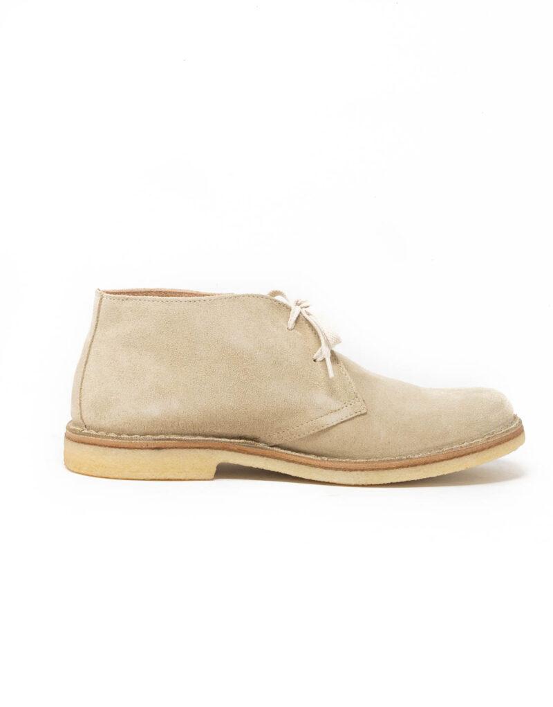 Astorflex – desert boot scamosciato Greenflex sabbia-0456
