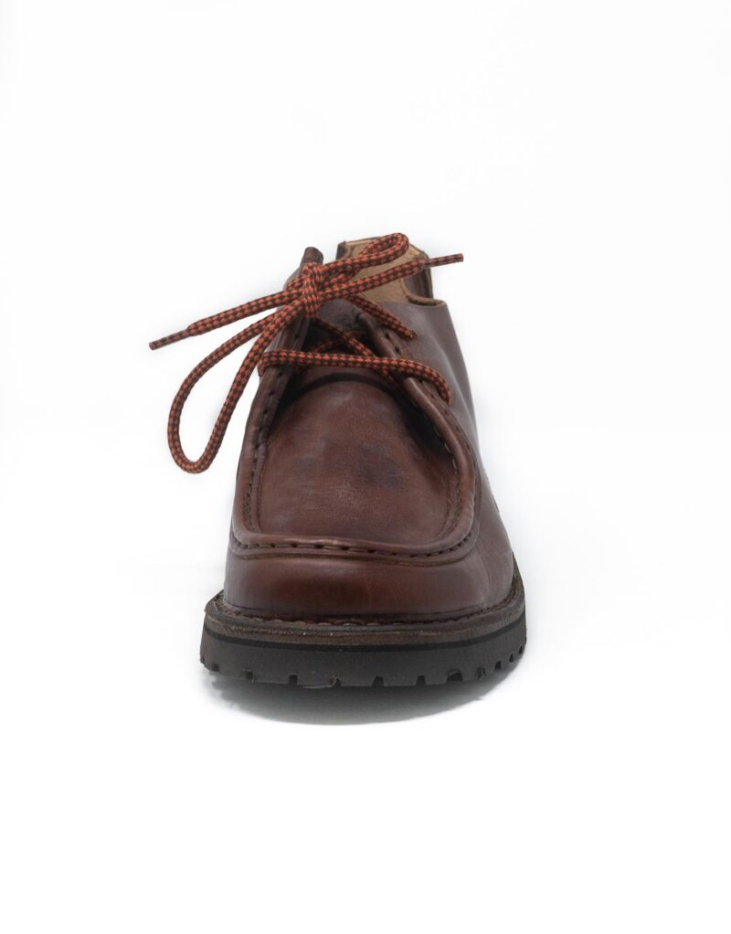 Astorflex mocassino in pelle beenflex dark chestnut 3