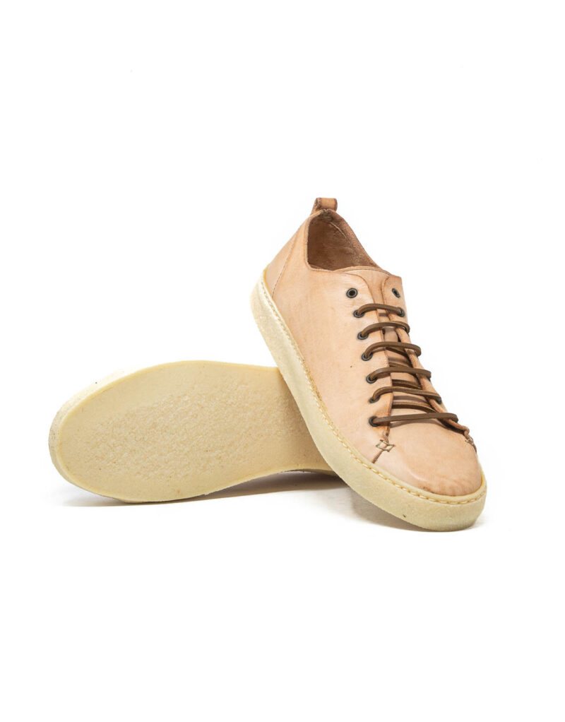 Astorflex - sneaker uomo in pelle Softflex naturale