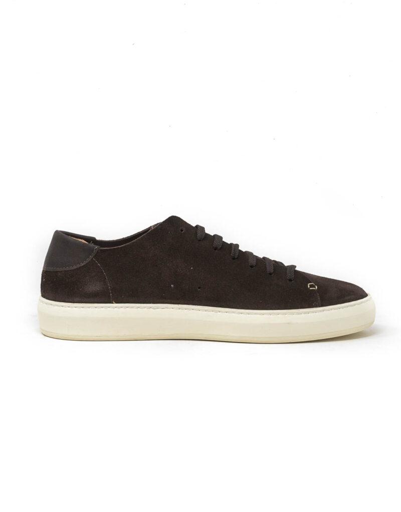 Astorflex – sneaker uomo in pelle scamosciata Softflex dark chestnut-0505