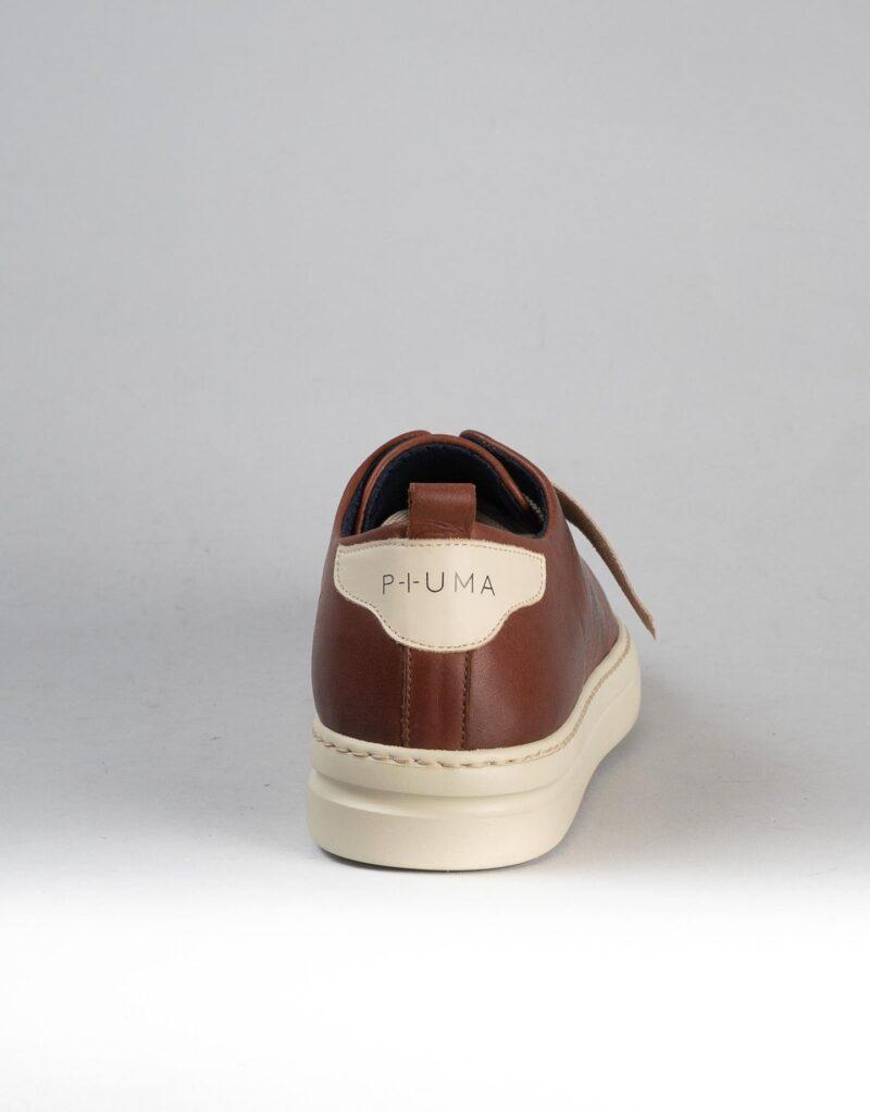 Piuma Uno -sneaker in pelle color ruggine – estate 2020-2386