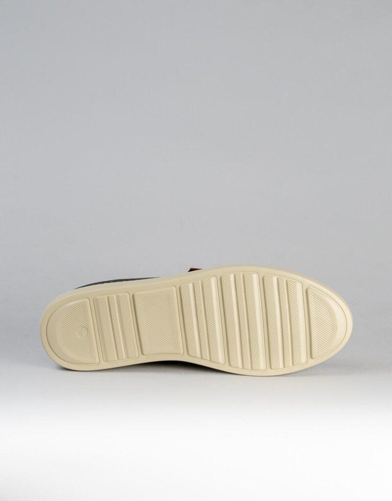 Piuma Uno -sneaker in pelle nero – estate 2020-2377