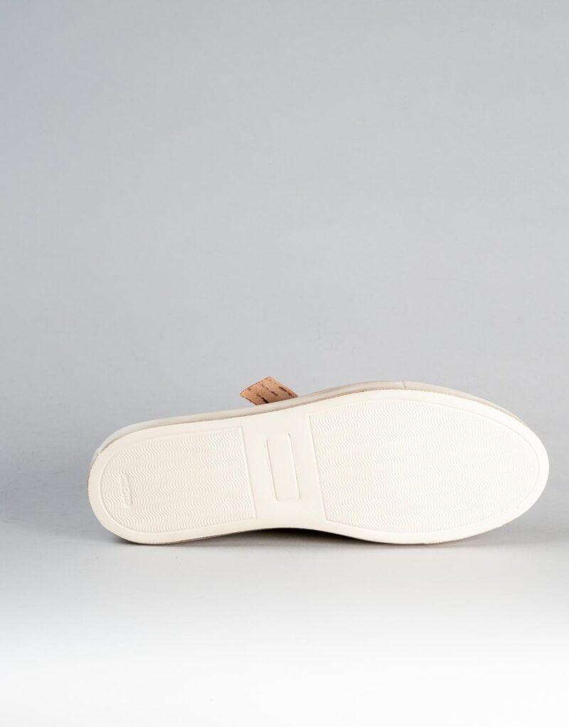 Portofino – mocassino in pelle bianco – estate 2020-4