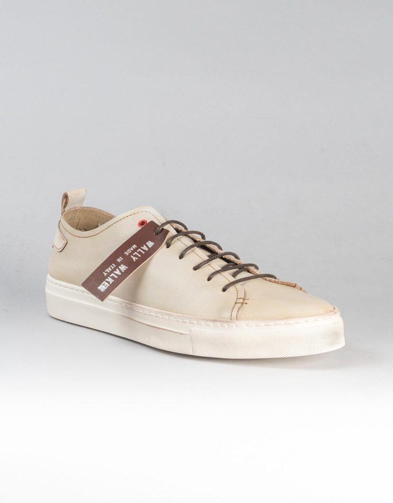 Prima – sneaker in pelle bianco – estate 2020-2289