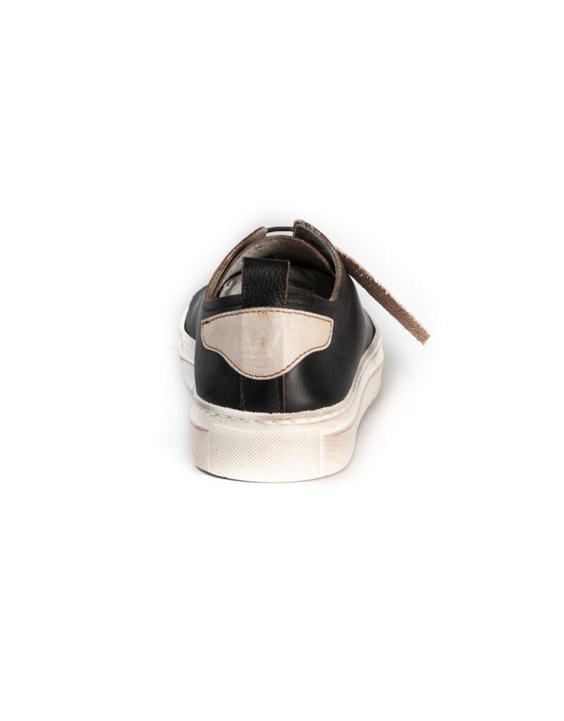 Wally Walker - sneaker in pelle Prima nero