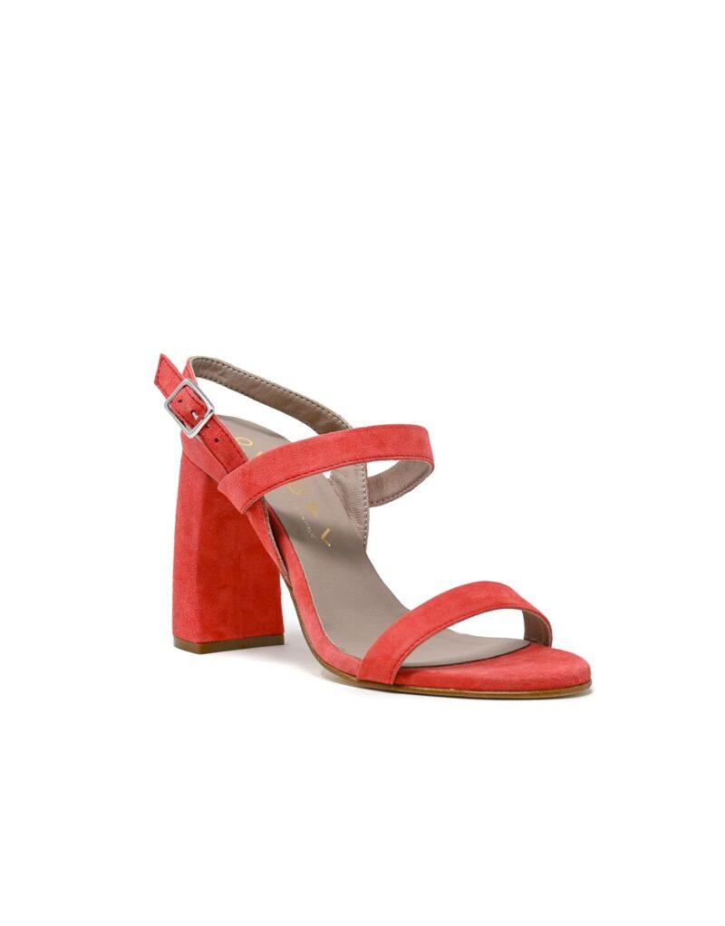 Sandalo con a due fascette June by Ouigal -5122