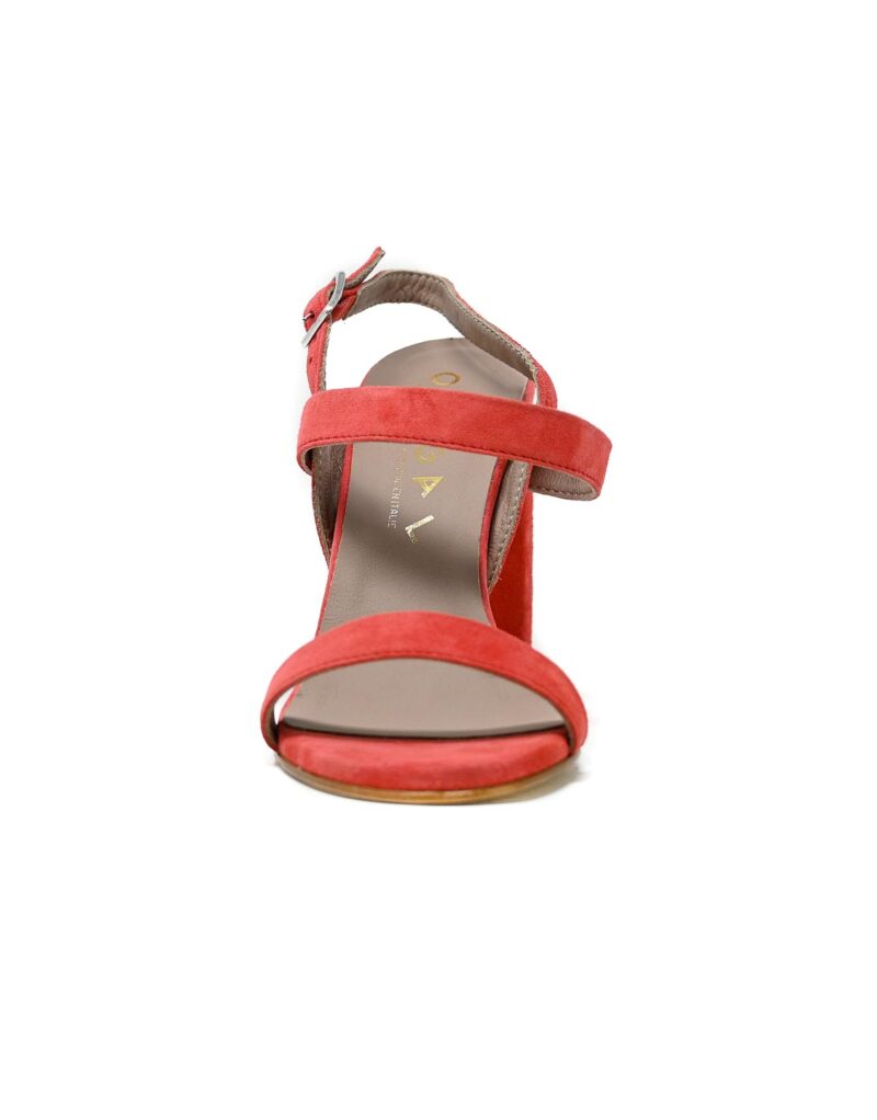 Sandalo con a due fascette June by Ouigal -5124
