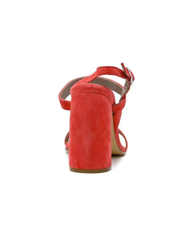 Sandalo con a due fascette June by Ouigal -5125
