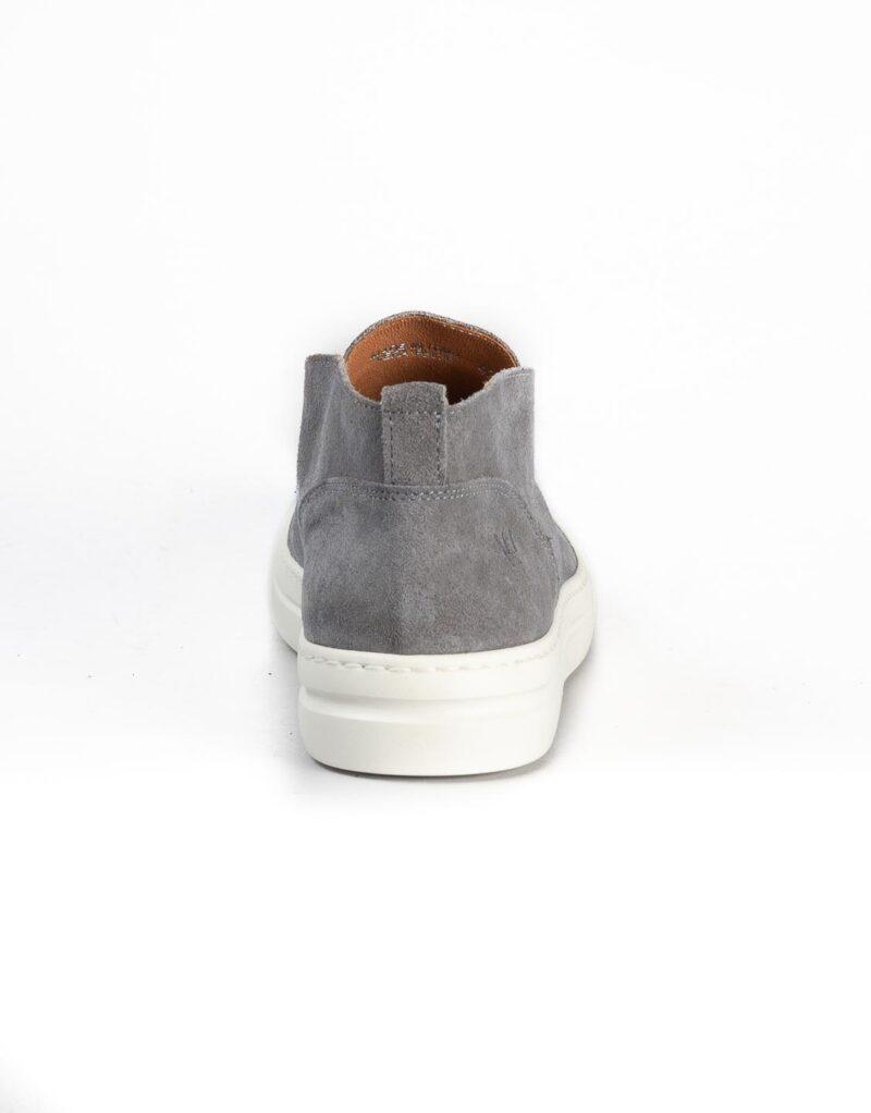 Tione - chukka mid scamosciata grigio