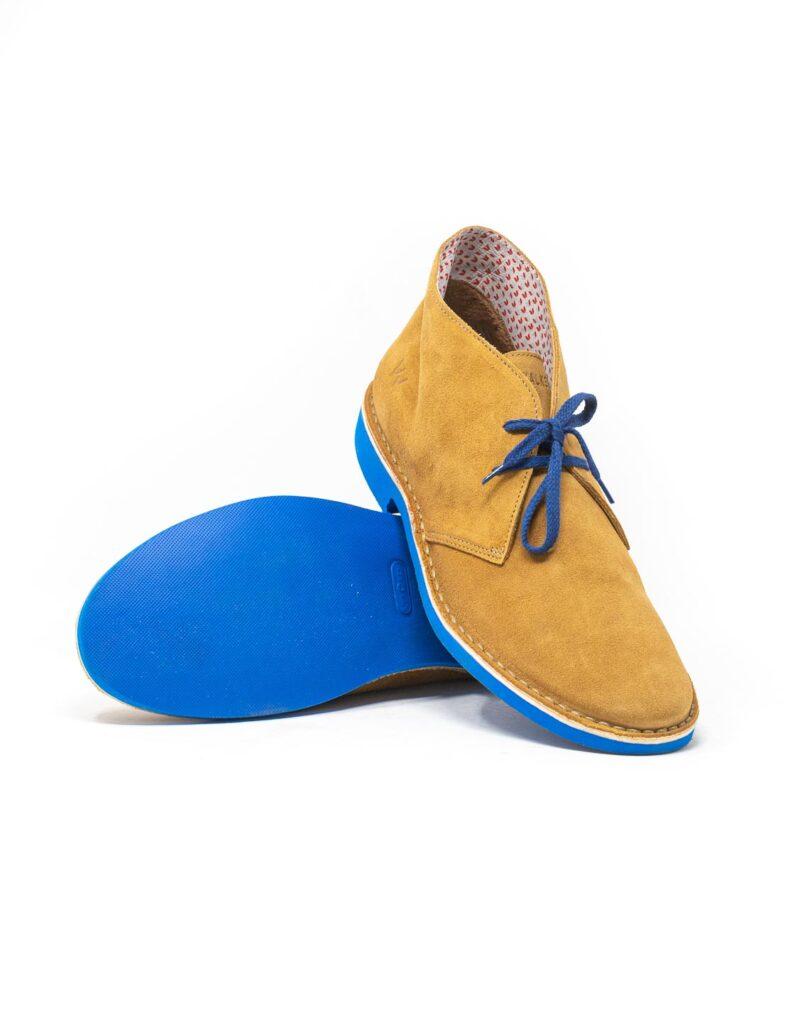 Wally Walker - desert boot Chukka S Color rame
