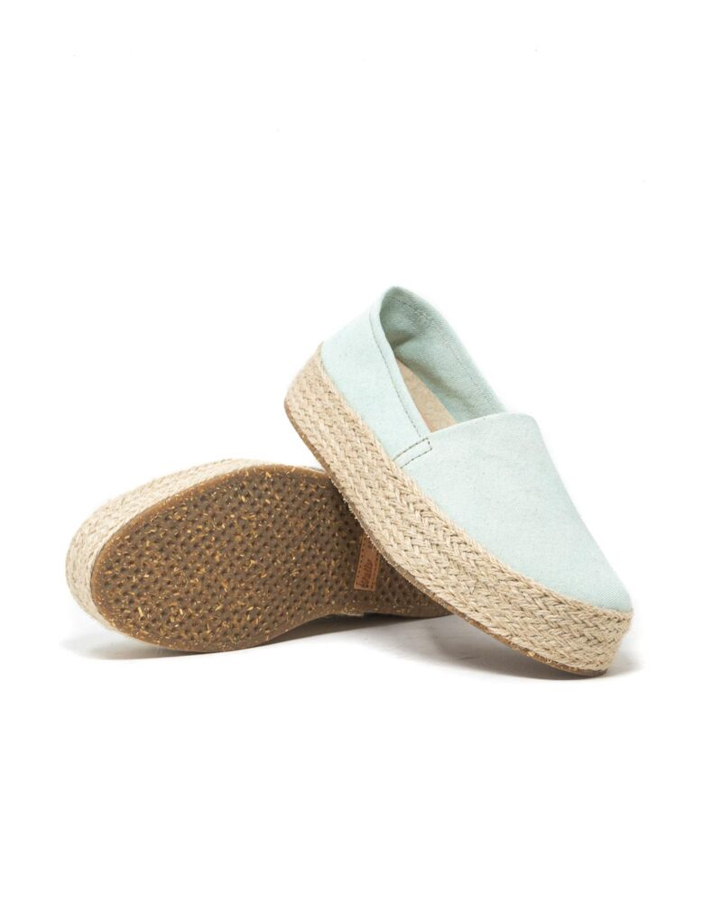 Wally Walker - espadrillas donna Saint Tropez acqua marina