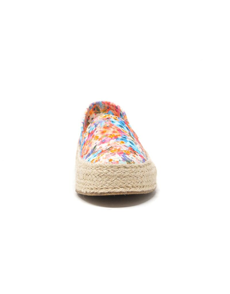 Wally Walker - espadrillas donna Saint Tropez bianco fiore