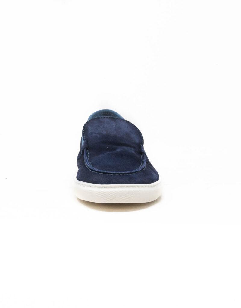 Wally Walker – mocassino scamosciato Capri colore blu-6575