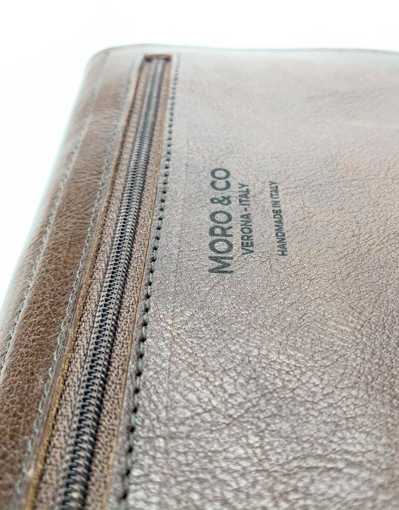 portafoglio in pelle concia vegetale testa di moro by Moroeco-6011