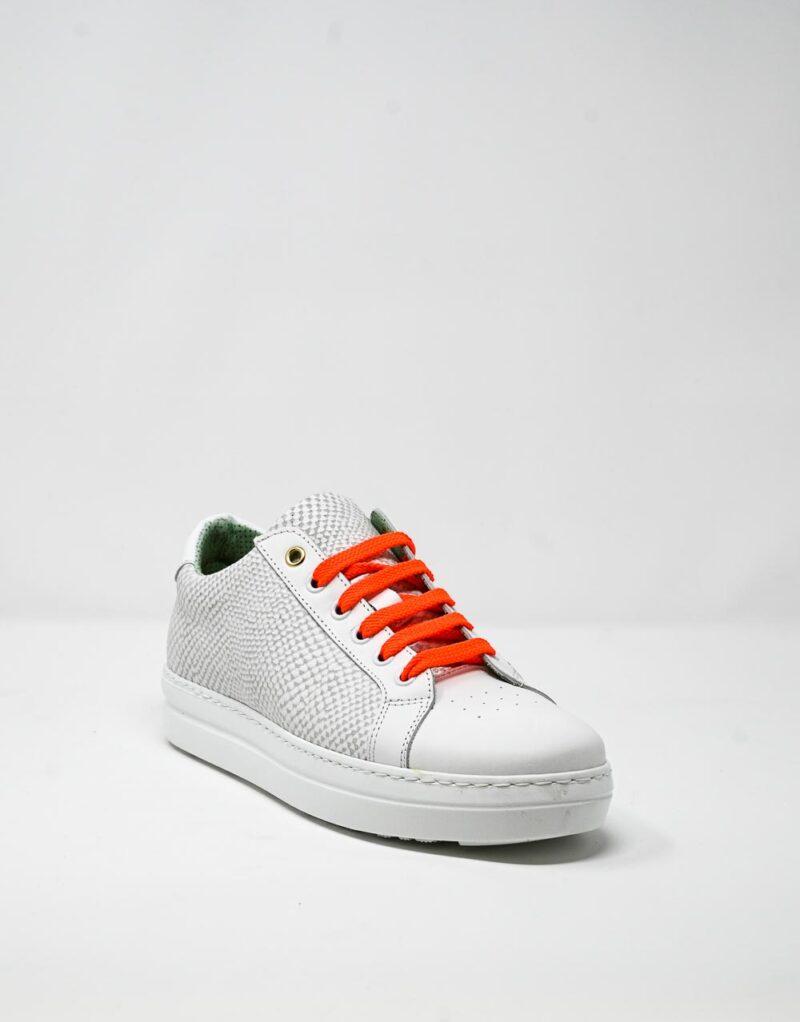 sneaker donna Ainafe arancione – Wally Walker -4391