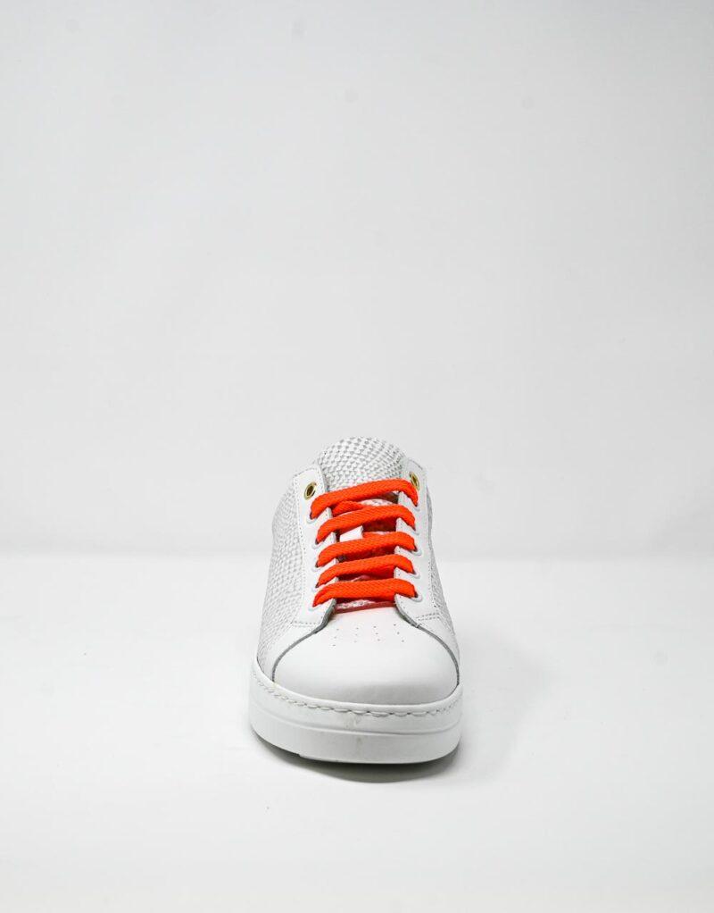 sneaker donna Ainafe arancione – Wally Walker -4392