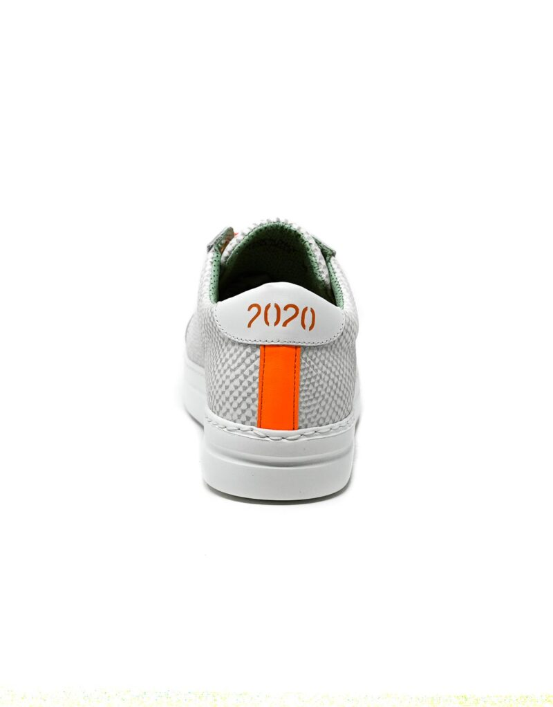 sneaker donna Ainafe arancione – Wally Walker -4393