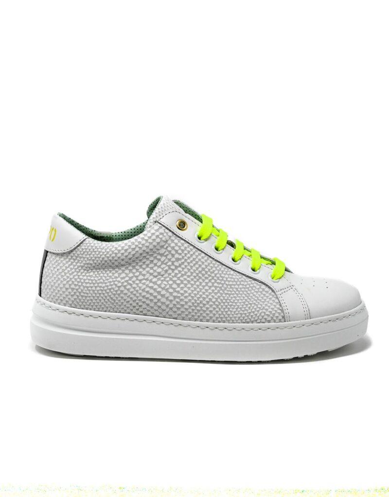 sneaker donna Ainafe grigio - Wally Walker