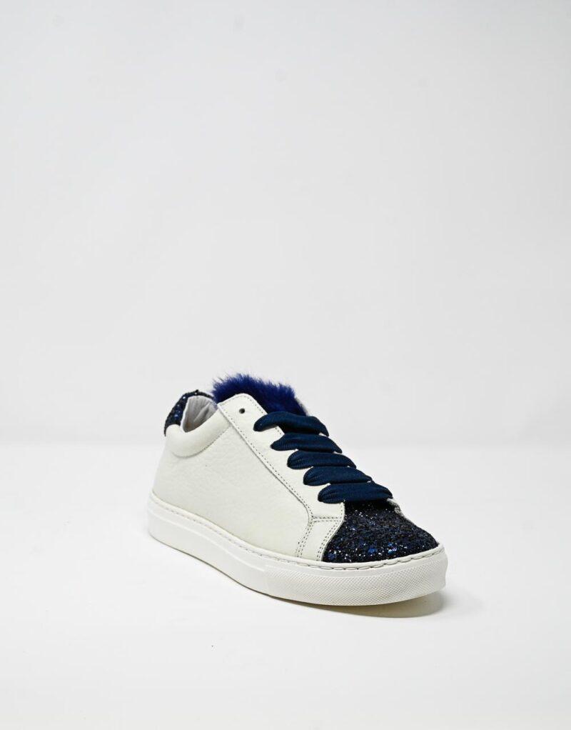 sneaker donna Royale blu – Wally Walker -4401