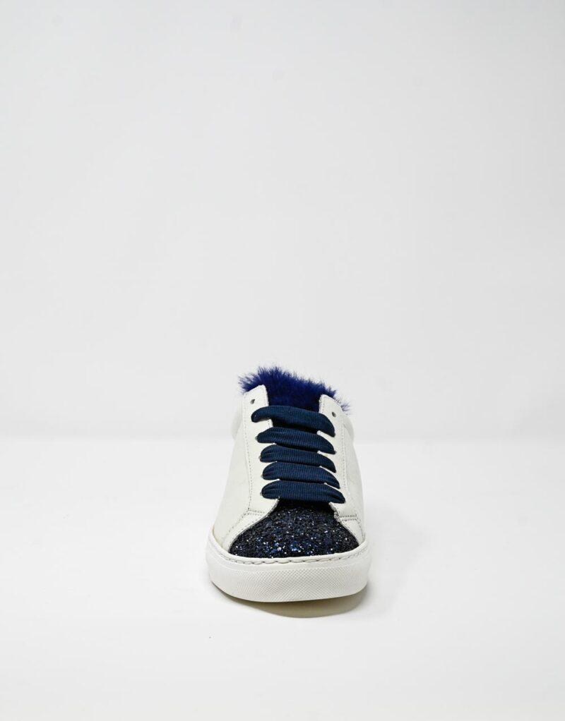 sneaker donna Royale blu – Wally Walker -4402