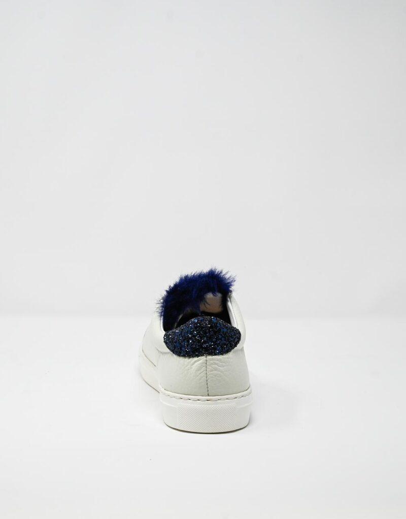 sneaker donna Royale blu – Wally Walker -4403