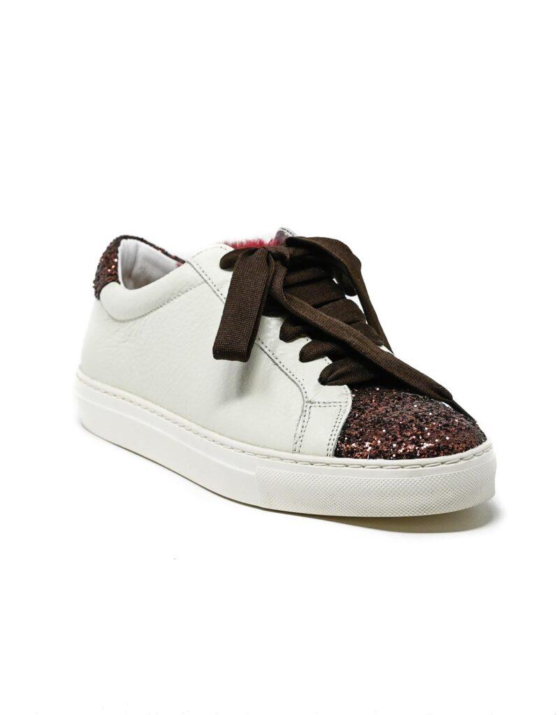 sneaker donna Royale bordeaux - Wally Walker
