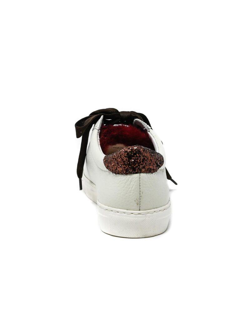 sneaker donna Royale bordeaux – Wally Walker -4408