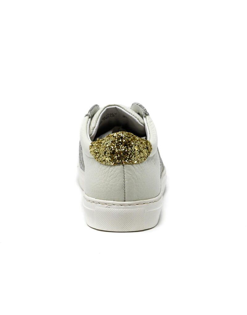 sneaker donna Royale oro - Wally Walker