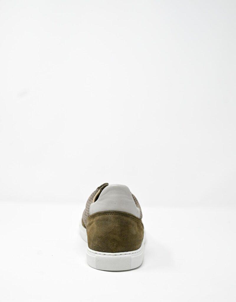 sneaker scamosciata taupe-4902