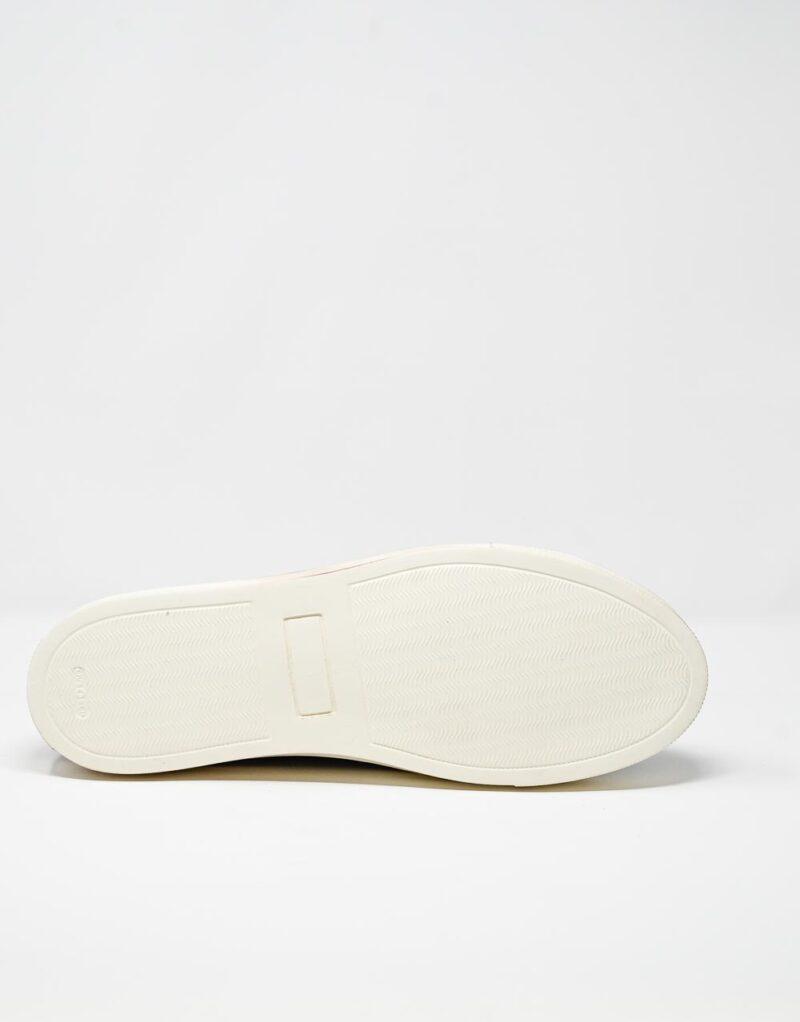 sneaker uomo in pelle traforata Prima rosso – Wally Walker -4414