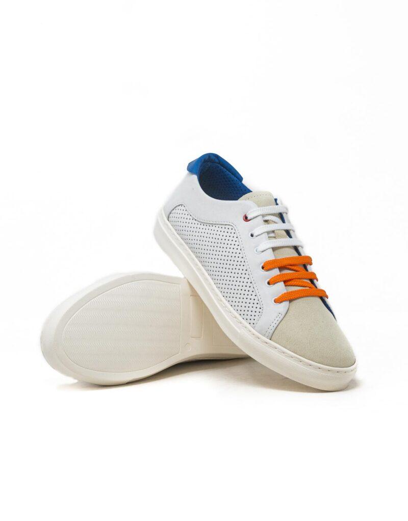 wally walker - sneaker donna Nainai bianco