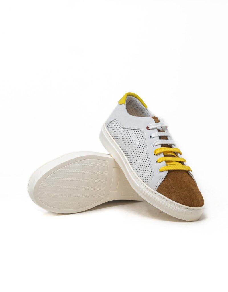 wally walker - sneaker donna Nainai couro