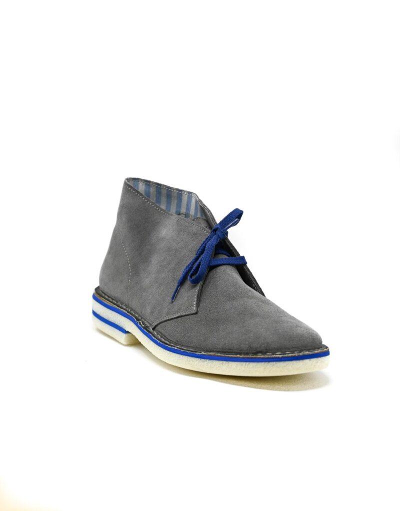 desert boot Chukka Jey Wally Walker Metallo-5003