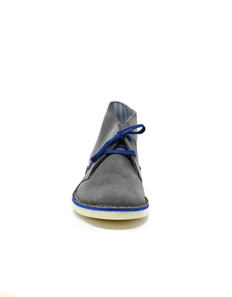 desert boot Chukka Jey Wally Walker Metallo-5004
