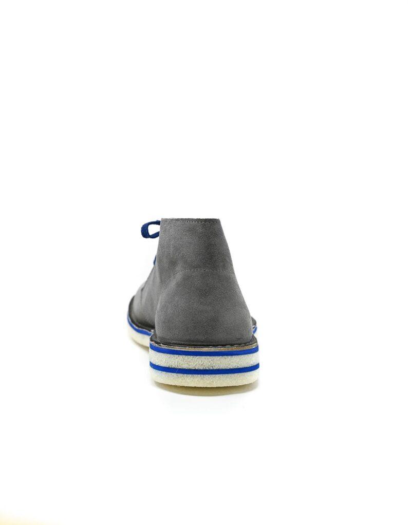 desert boot Chukka Jey Wally Walker Metallo-5005