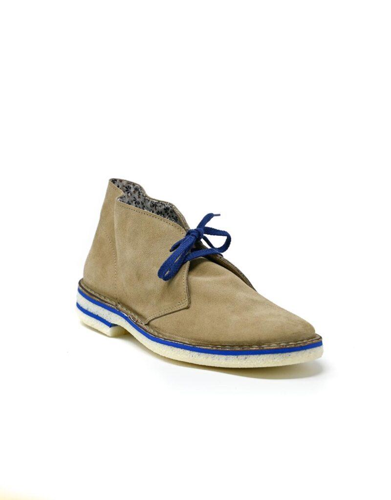 desert boot Chukka Jey Wally Walker Stone-4998