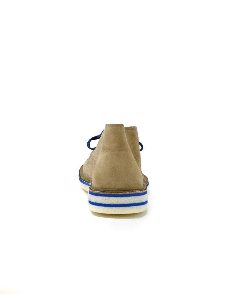 desert boot Chukka Jey Wally Walker Stone-5000