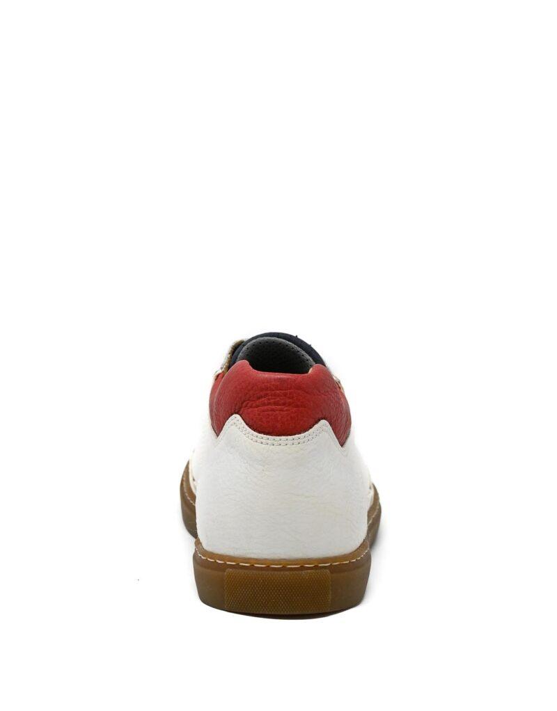 sneaker Sneakers pelle bianca-4897