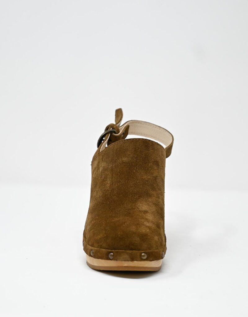 zoccolo in legno e pelle scamosciata dark chestnut by astorflex-4983