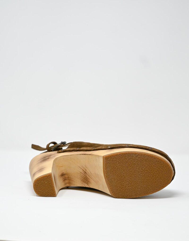 zoccolo in legno e pelle scamosciata dark chestnut by astorflex-4985